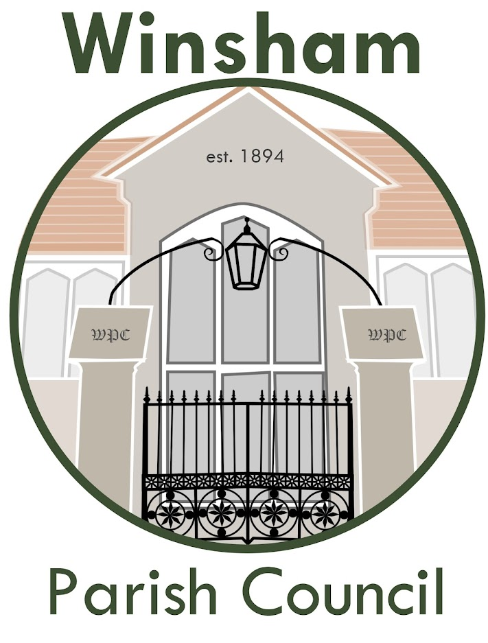 New Winsham Parish Council logo